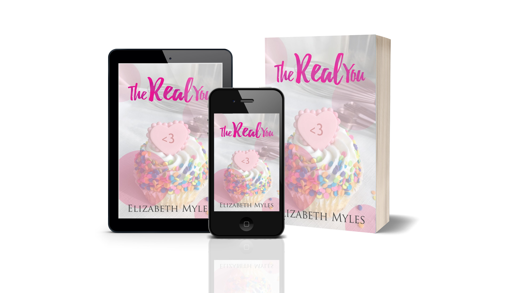 The Real You Excerpt Cover
