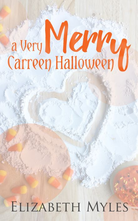 A Very Merry Carreen Halloween Cover