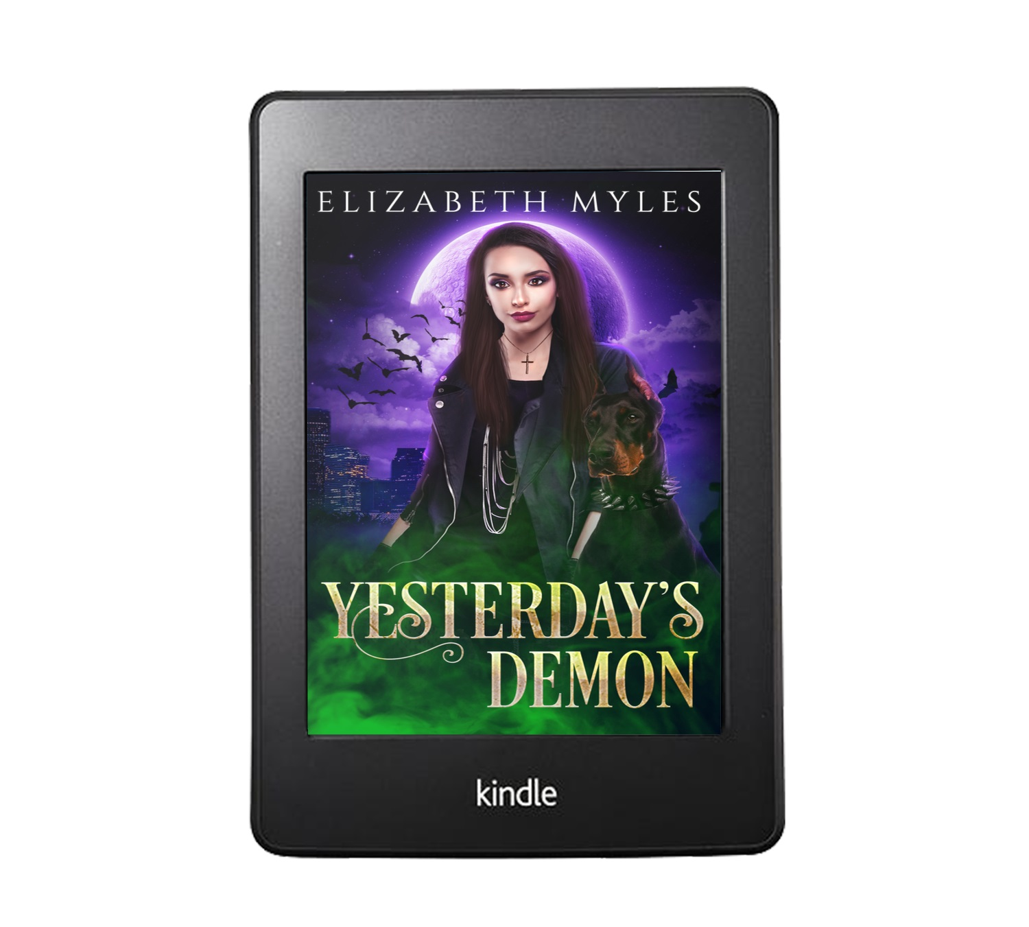 Yesterday's Demon Excerpt Cover